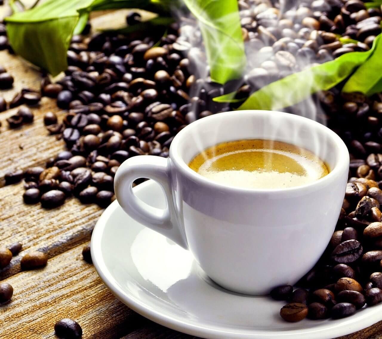 Die Espresso-Kirschmarmelade zum Frühstück