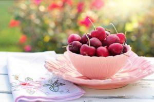 Selber Kirsch-Grapefruit-Marmelade einkochen