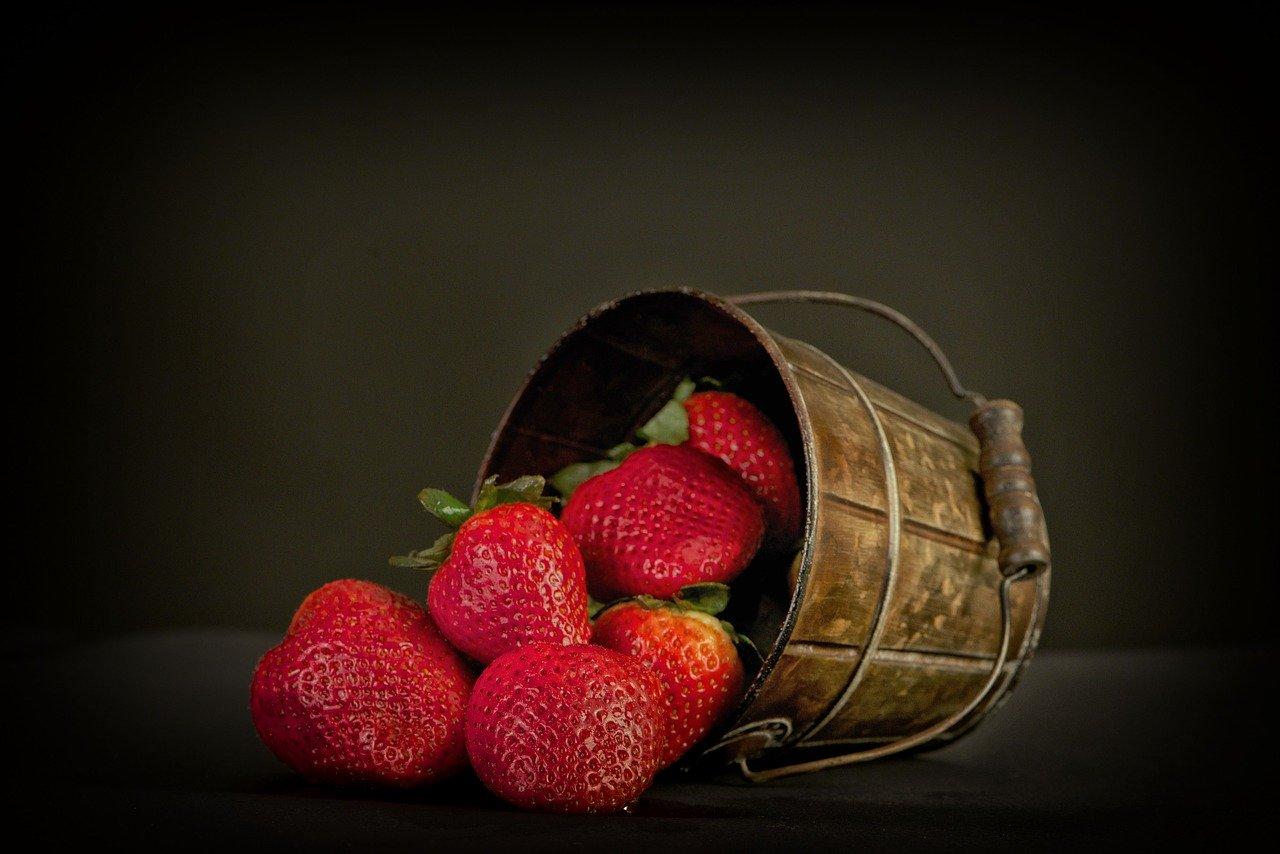 Erdbeer-Aprikosen-Marmelade einkochen