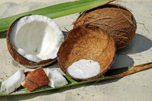 Erdbeermarmelade mit Kokosmilch einkochen
