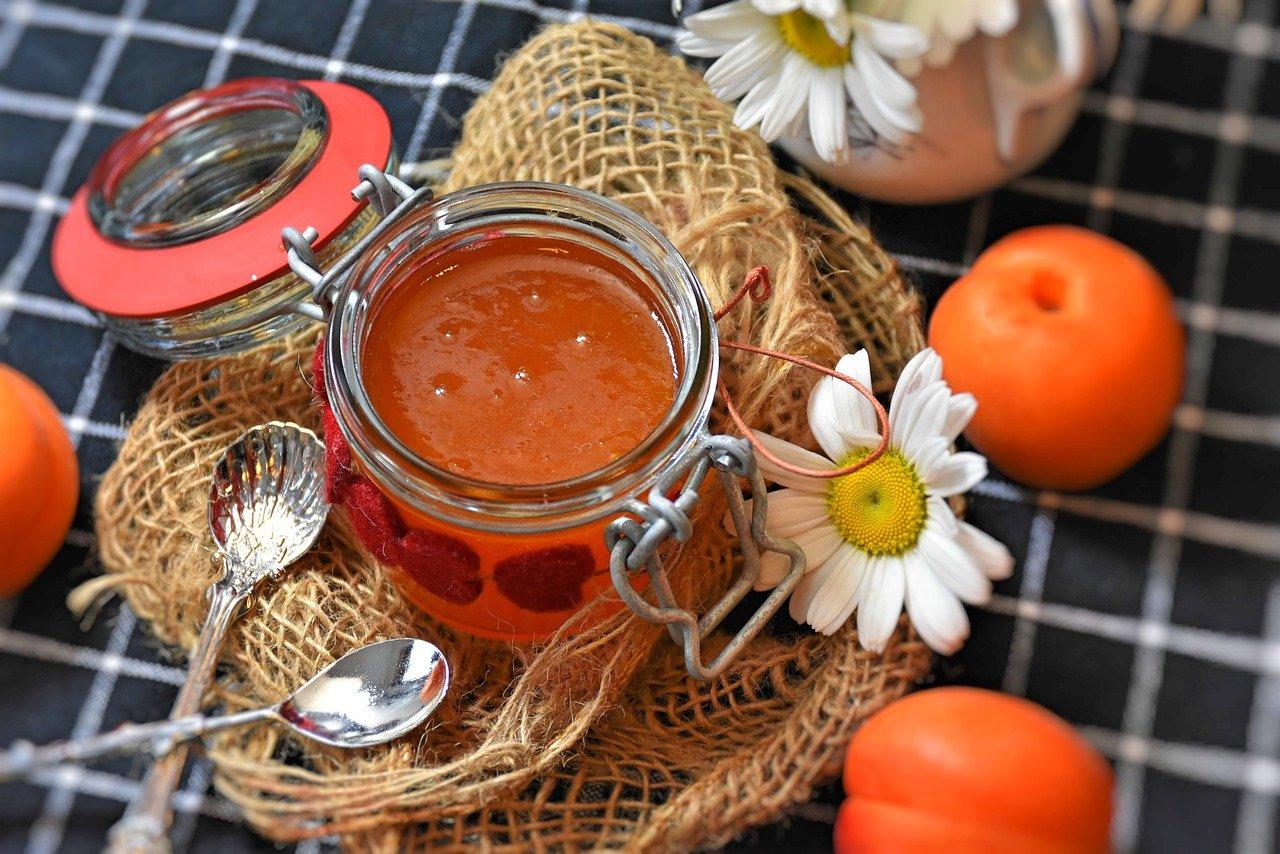 Aprikosenmarmelade selber machen